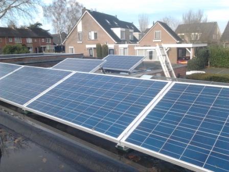 12 Bauer zonnepanelen in Zutphen   Tenten Solar Zonnepanelen